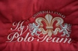 Hv-Polo Team Schabracke red / rot , Dressur ( DL ) (Bild 5)