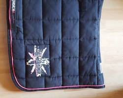 Eskadron Schabracke UK Pad, Wb Vs, Navy
